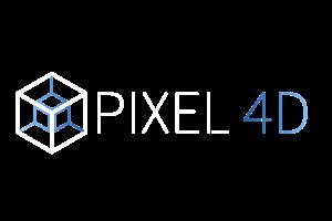logo pixel 4D