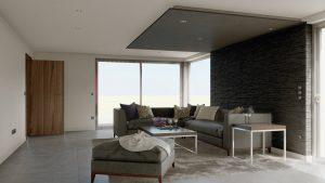 intérieur salon 3d