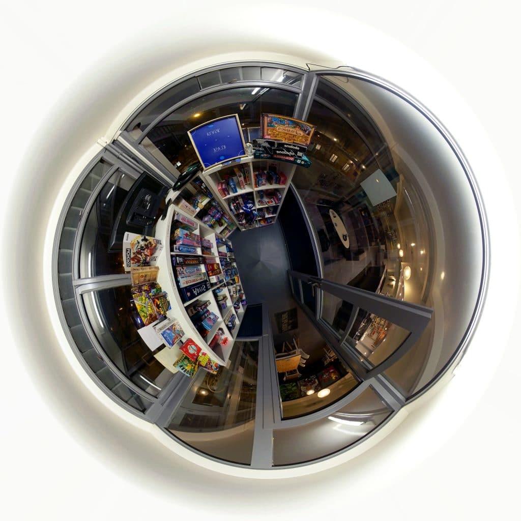 360 mA pOULPERIE sHPERE