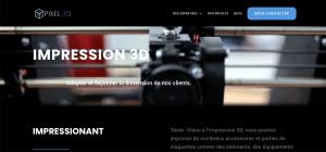 impression 3D