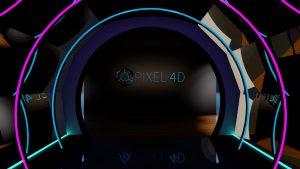 Visite Virtuelle Pixel 4D
