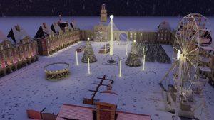 Charleville Place Ducale 3D